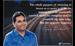 Vijay Kedia portfolio