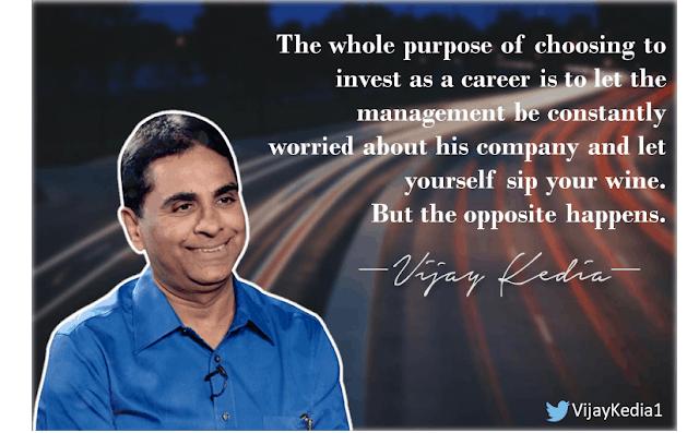 Vijay Kedia stocks portfolio