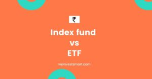 Index fund vs ETF