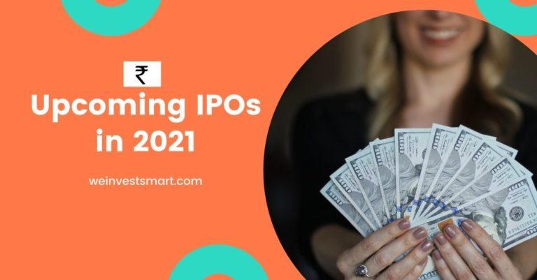 Upcoming IPOs 2021