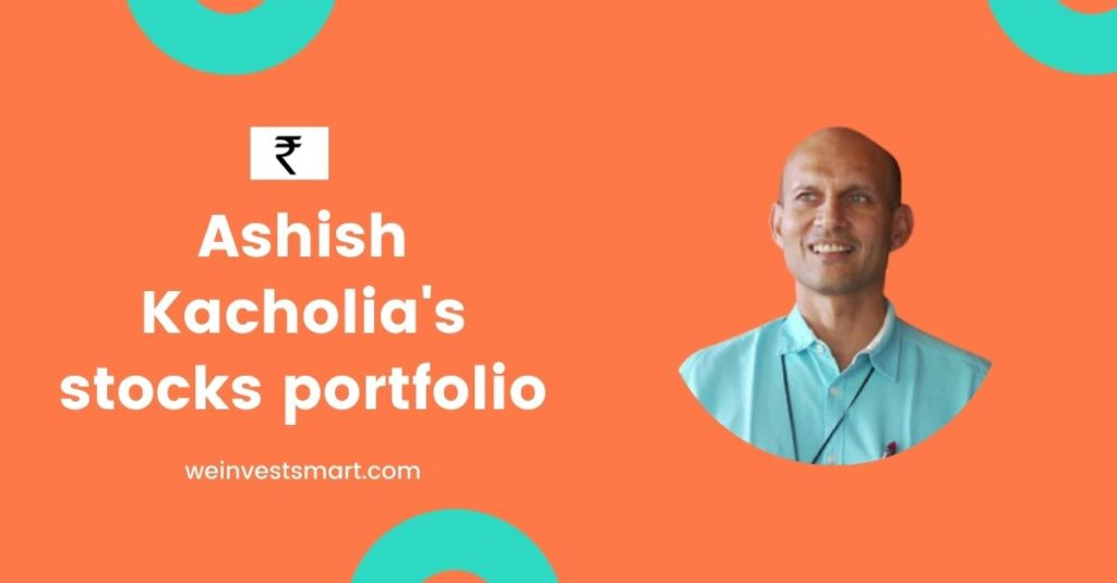 Ashish Kacholia stocks portfolio