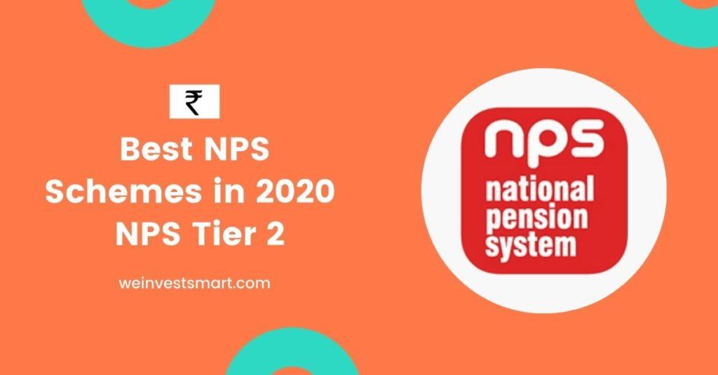 Best NPS Schemes