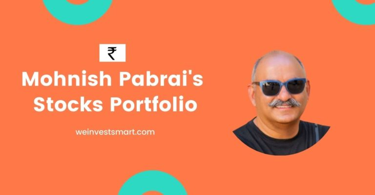 Mohnish Pabrai Stocks Portfolio
