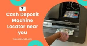 Cash Deposit Machine